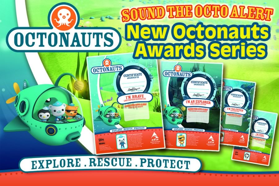 Octonauts – STA,